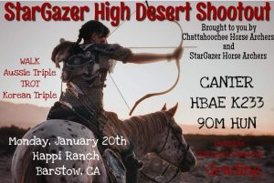 Stargazer High Desert Shootout in Verenigde Staten